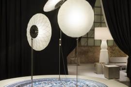 Filigree Floor lamps in Moooi setting