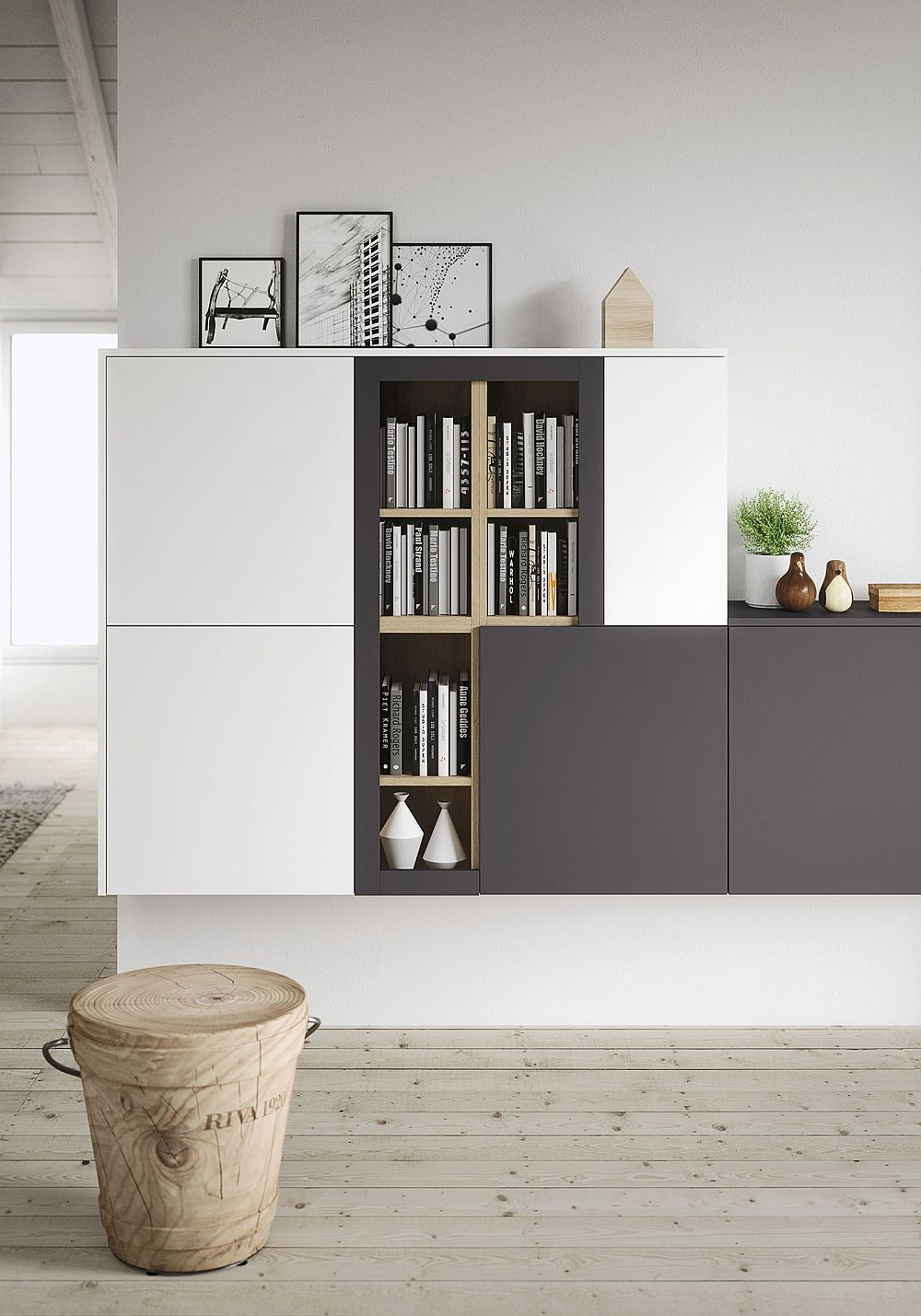 First Kitchen from Everyone Collection by Snaidero