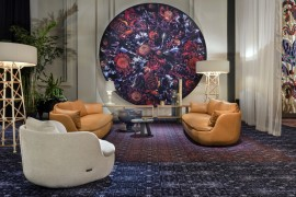 "Moooi in ""Rebellious Harmony"" at Milan's Salone del Mobile"