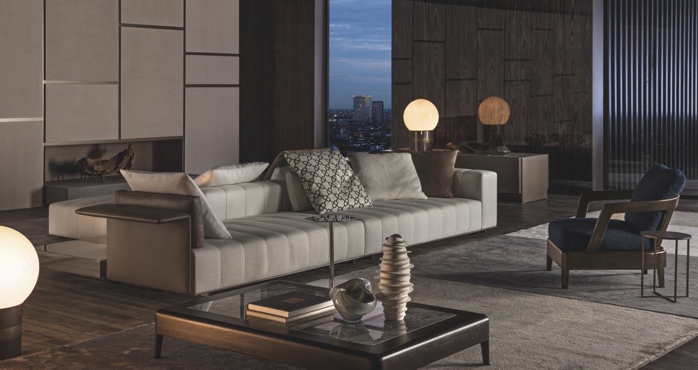 10 picks from the minotti 2016 indoor collection for Divano winston