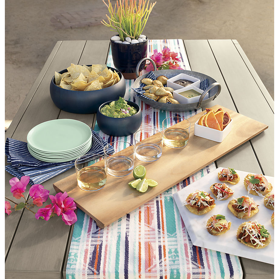 Fresh entertaining style from CB2