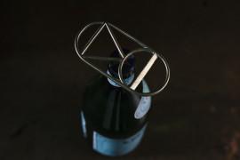 Geo bottle opener from Fort Standard