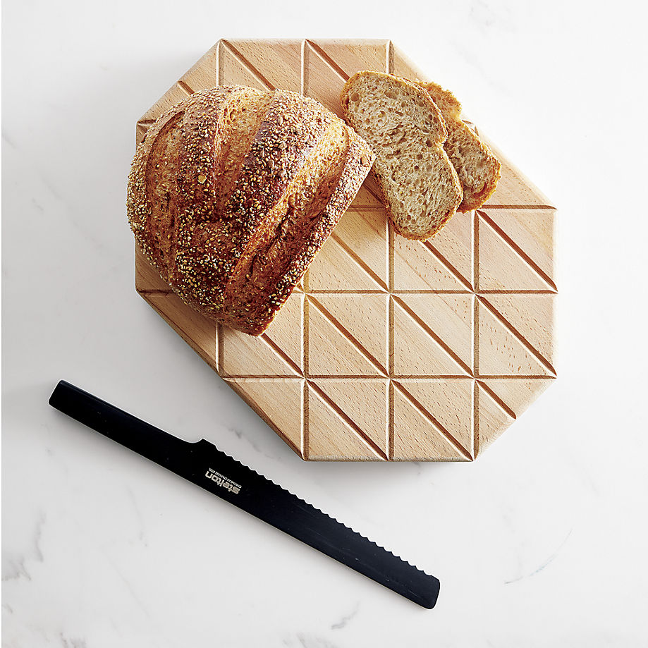Geo cutting board from CB2