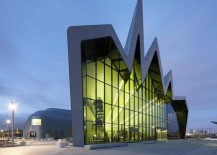 Glasgow Riverside Museum of Transport by BAM