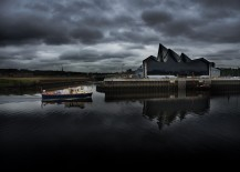 Glasgow Riverside Museum of Transport by Jim Dunn 217x155 Zaha Hadid: Architecture's Grande Dame