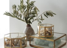 Glass shadow boxes from West Elm 217x155 Mothers Day Gift Ideas for Design Lovers