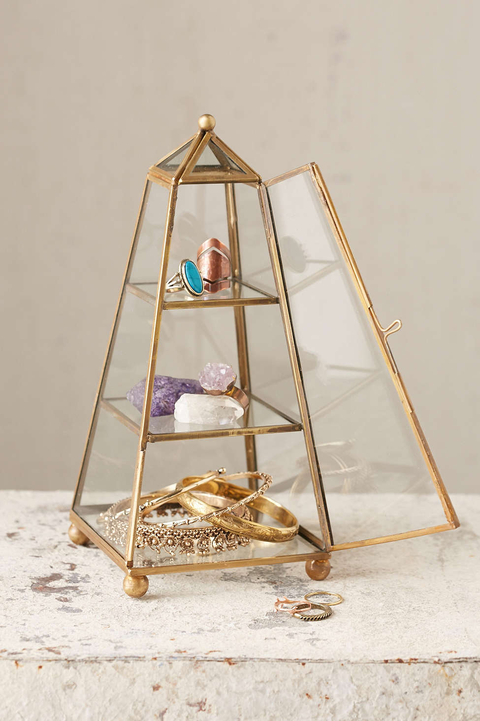 Glass tower from Urban Outfitters