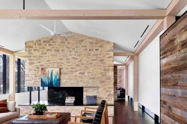 This Novel Prefab Austin Home was Built in Just 12 Months!