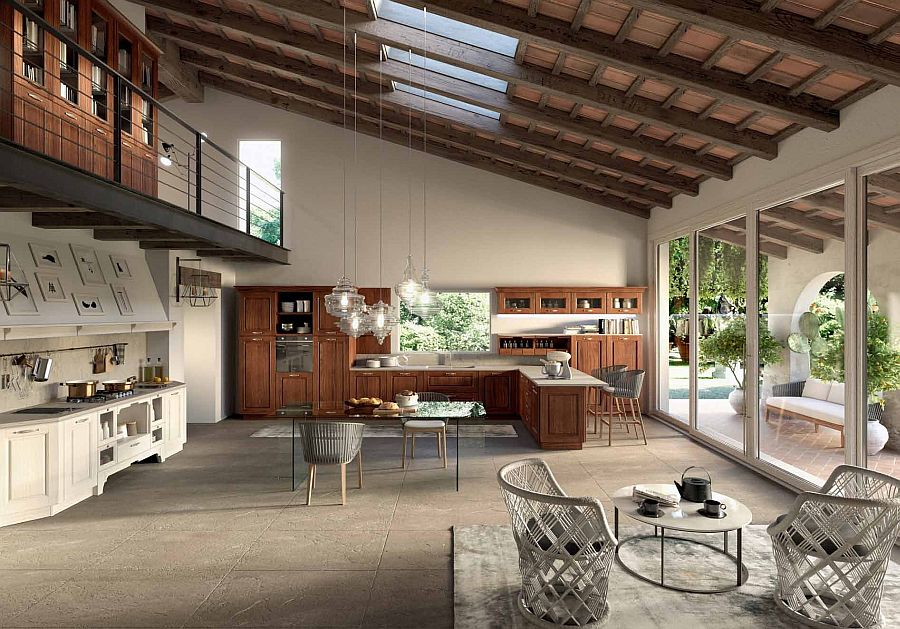 Contrada: Time for a Modern Vintage Makeover from Arrital - Interior ...