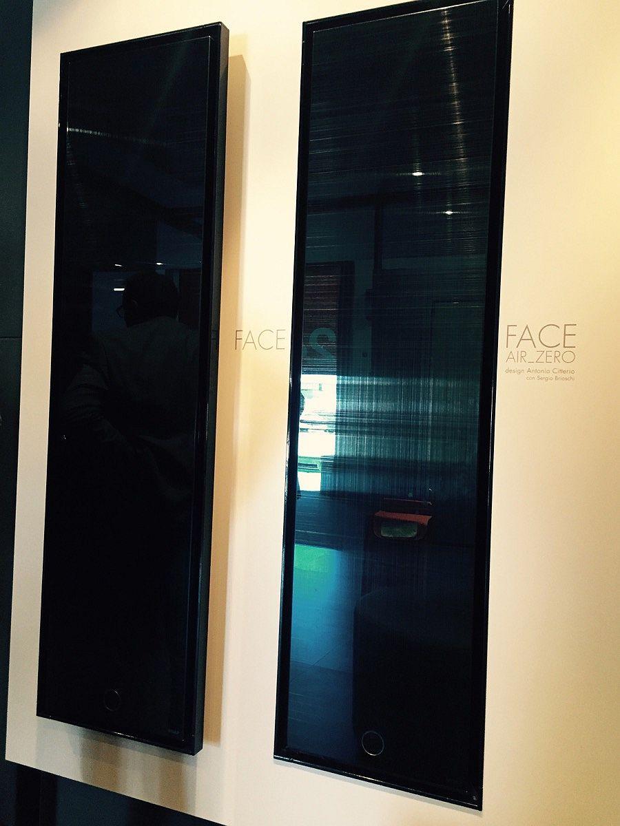 Gorgeous radiators from IRSAP at Milan 2016 furniture fair