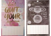 Hanging wall calendars from Cotton On
