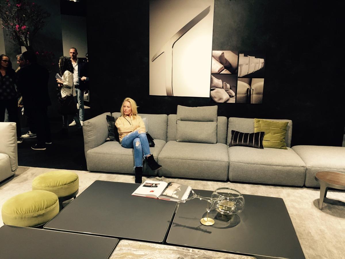Herman Sofa & Coffee Table by Studio Memo