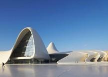 Heydar Alijev Center in Baku