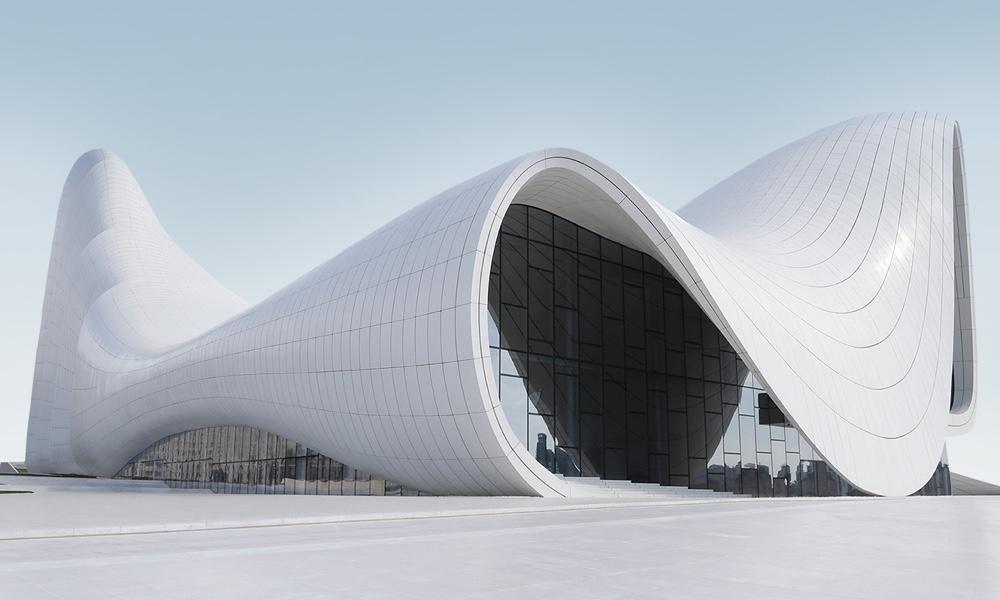 Heydar Aliyev Centre. Image © Heydar Aliyev Center.