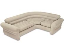 Inflatable corner sofa