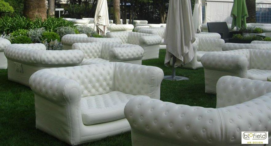View In Gallery Inflatable Sofas From Blofield Air Design