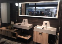 Ingenious modern bathroom designs by Cerasa