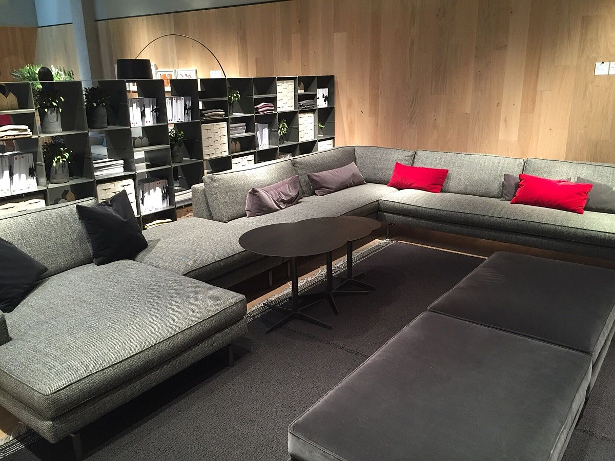 Irving Sofa from Verzelloni
