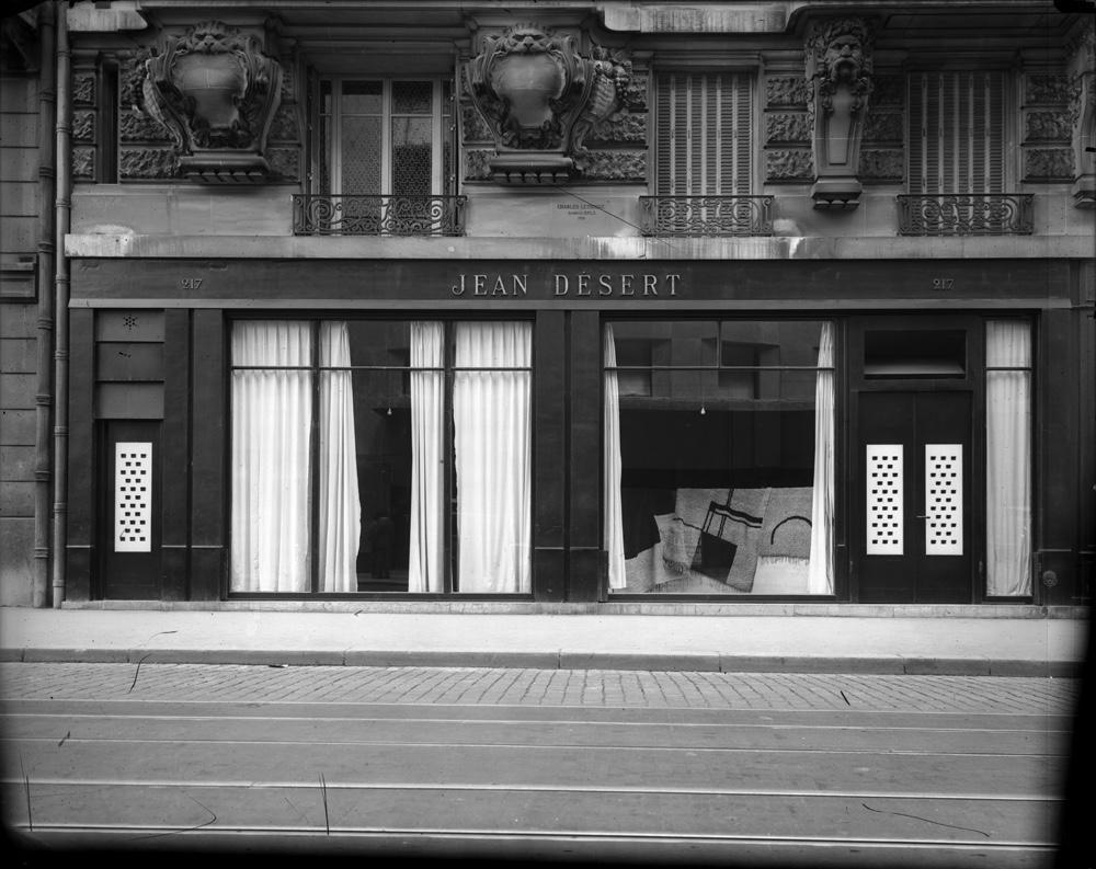 Jean Désert frontage