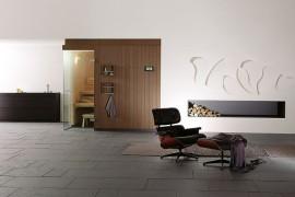 KLAFS Lounge Sauna