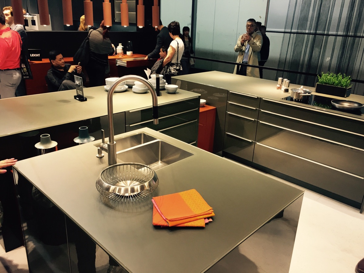 Live eurocucina 2016 highlights salone del mobile for Fuori salone del mobile 2016
