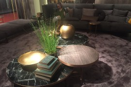 Living room inspiration from Salone 2016