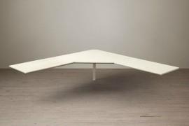 Long corner desk from Restoration Hardware