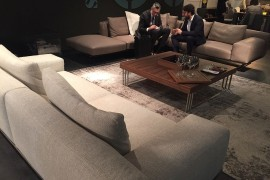 Luxurious Nando Sofa from MaxDivani