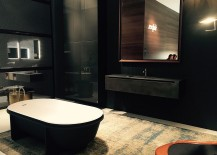 Luxurious and ravishing bathtub from Falper