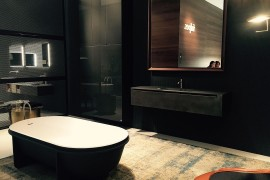 Luxurious and ravishing bathtub from Falper