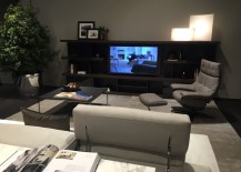 Luxurious decor collections unveiled by Natuzzi at Salone del Mobile