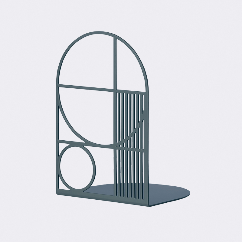 Metal bookend from ferm LIVING