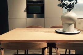 Minimal kitchen and decor design from Dica