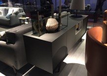 Modern and chic decor from Ditre Italia at Salone del Mobile 2016