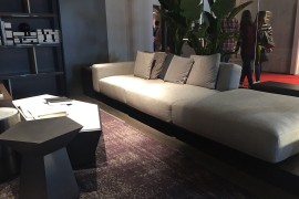 Modern couch from CASA International