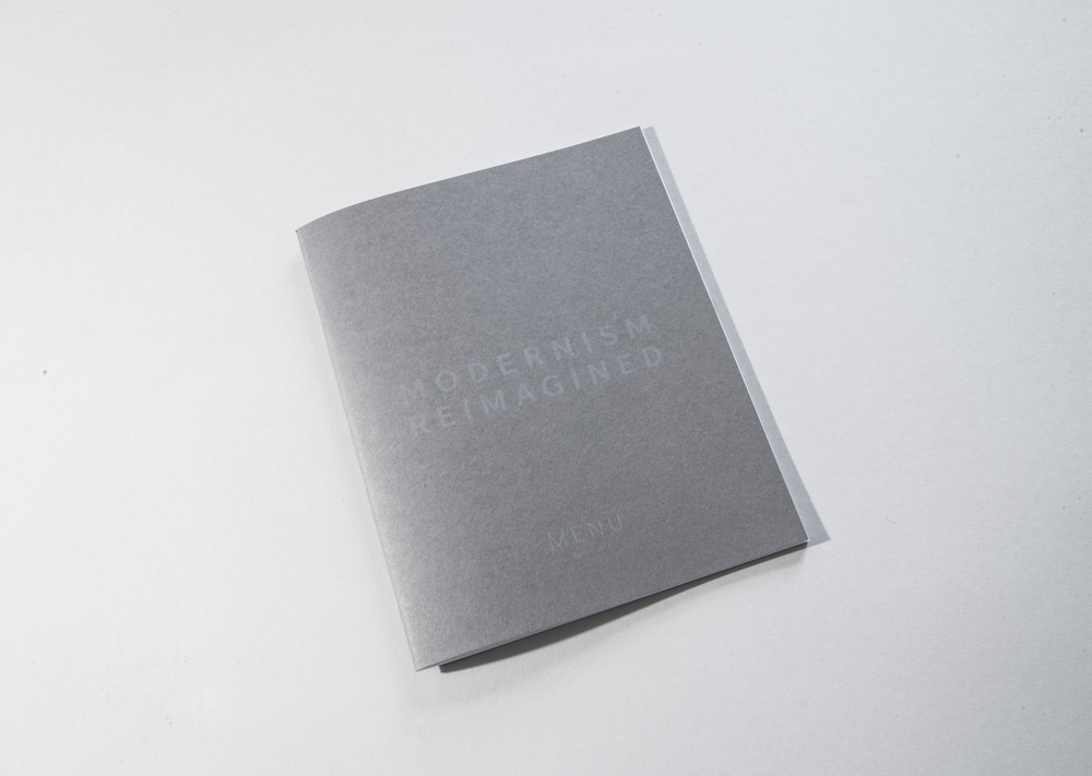 'Modernism Reimagined' by Danish brand Menu.