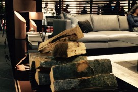 Natuzzi decor with a theme of harmony at the Salone del Mobile 2016