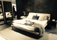 New Fenice bed by Bernhardt & Vella  Designed from Natuzzi