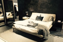 New Fenice bed by Bernhardt & Vella  Designed from Natuzzi