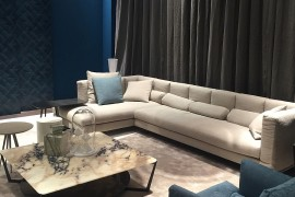 Opulent world of Alberta Salotti - Salone del Mobile 2016, Milan