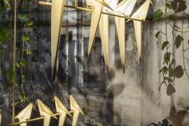 Perch Lights against Rebecca Bathory print