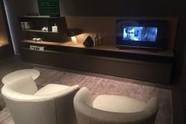 Perfect living room entertainment hub at Salone 2016