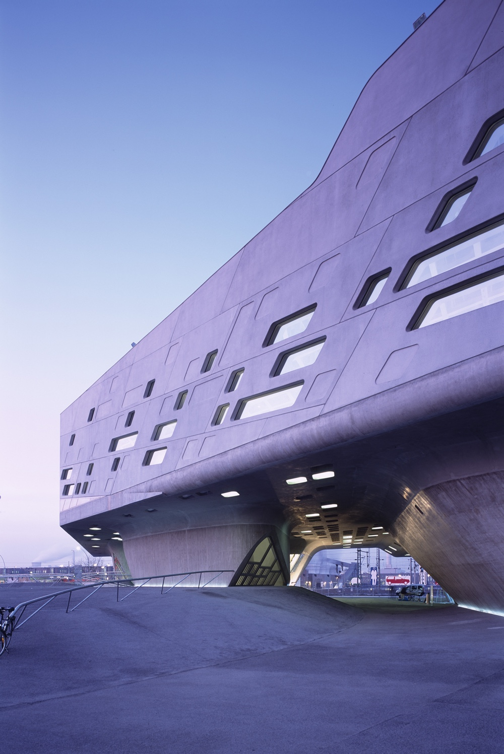 Phaeno Science Centre