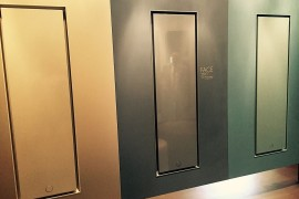 Radiators from IRSAP - Salone del Mobile 2016