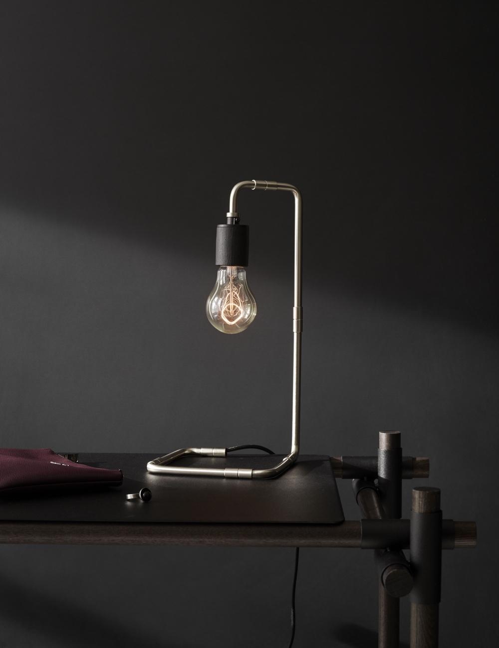 Reade Table Lamp by Søren Rose Studio