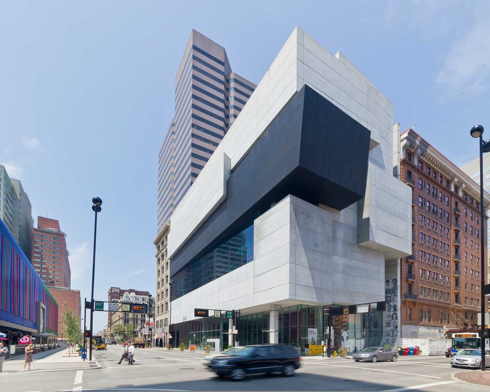 Rosenthal Center for Contemporary Art in Cincinnati