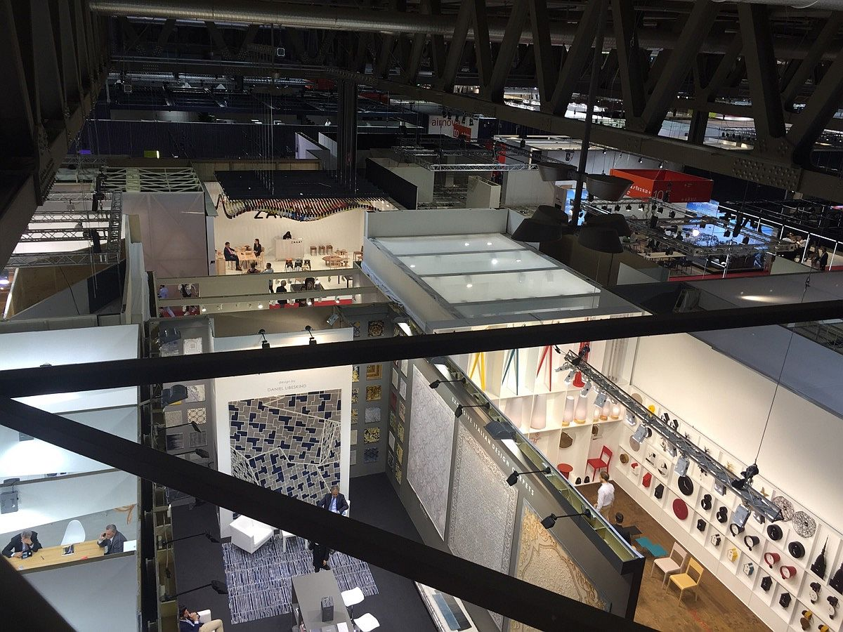 Live from milan salone del mobile 2016 day 3 highlights - Fiera del mobile bologna ...