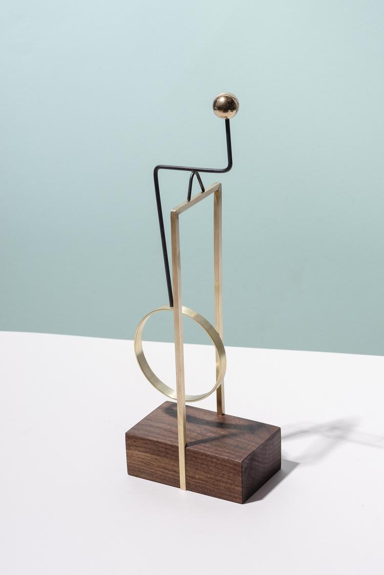 Sculptural form by Ladies & Gentlemen Studio