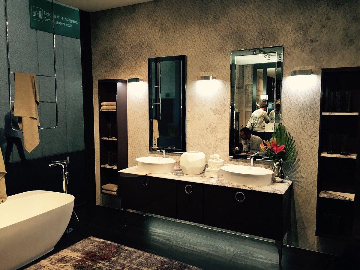 Smart Cerasa bathrooms at Salone del Mobile 2016
