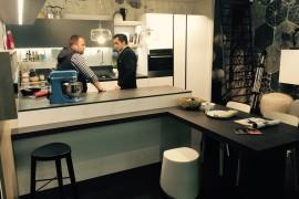Smart modern kitchen by Snaidero
